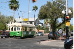 Fourth Ave Trolley