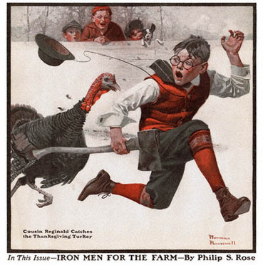 1917-12-01-The-Country-Gentleman-Norman-Rockwell-cover-Cousin-Reginald-Catches-the-Thanksgiving-Turkey-no-logo-400-Digimarc-thumb-370x372